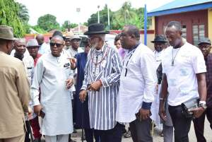 Delta 2023: Ijaws Begins Consultation With Delta North, Visits Traditional Rulers, Onu Ika, Others