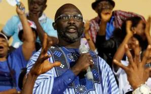 Reasons George Weah is going to be Liberia's next President…