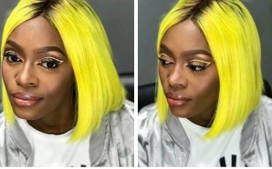 Faithvonic Stuns in a Brand New Hair Style For Video…