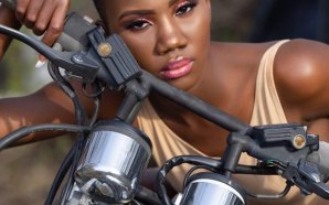 Supermodel Cianneh Browne drops some Sizzling Photos