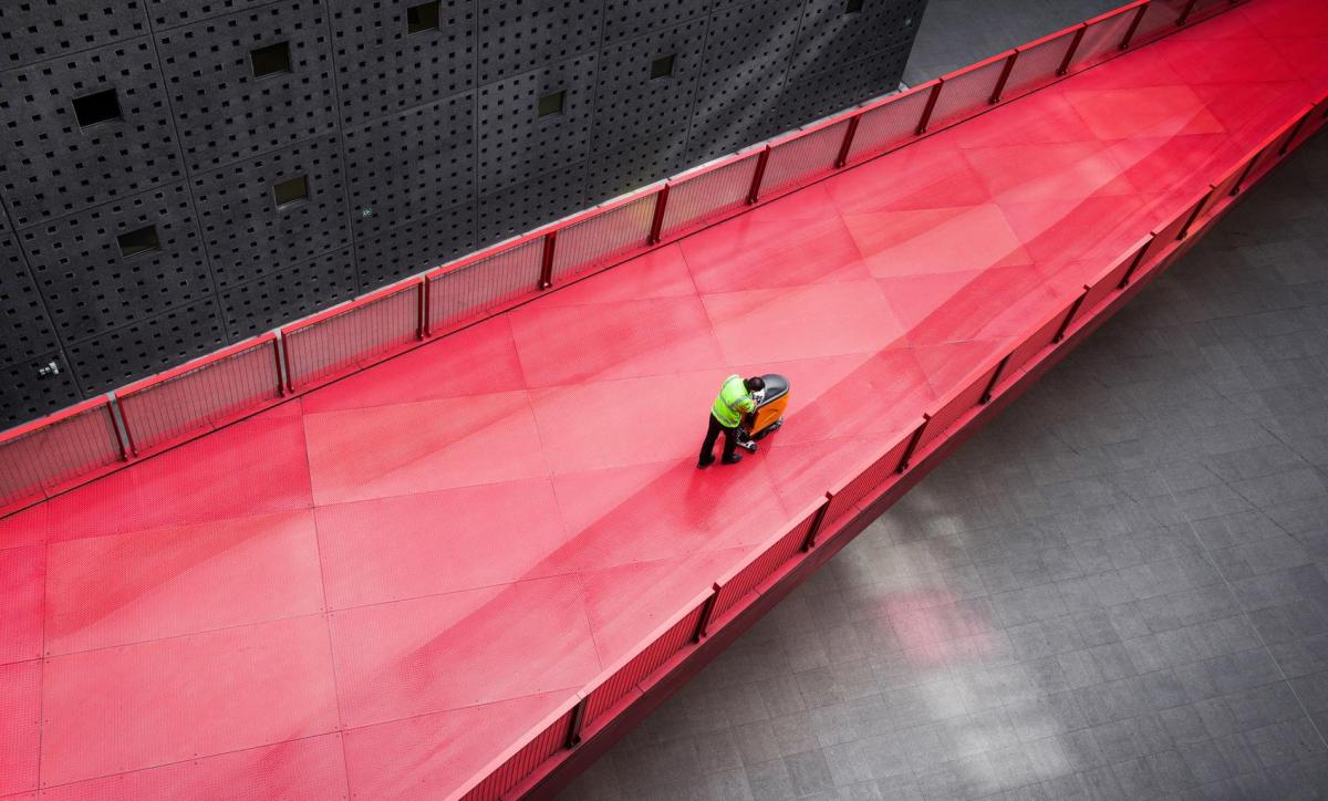 Janitorial solutions for any facility application