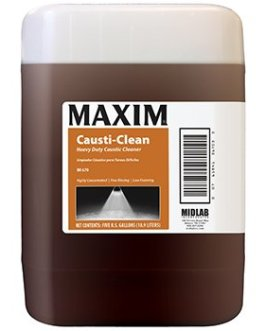 Midlab Causti-Clean – 5 Gallon