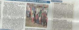 Articolo del 23 marzo 2014, Giornale di Carate