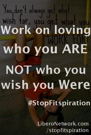 #StopFitspiration | Libero Magazine 12