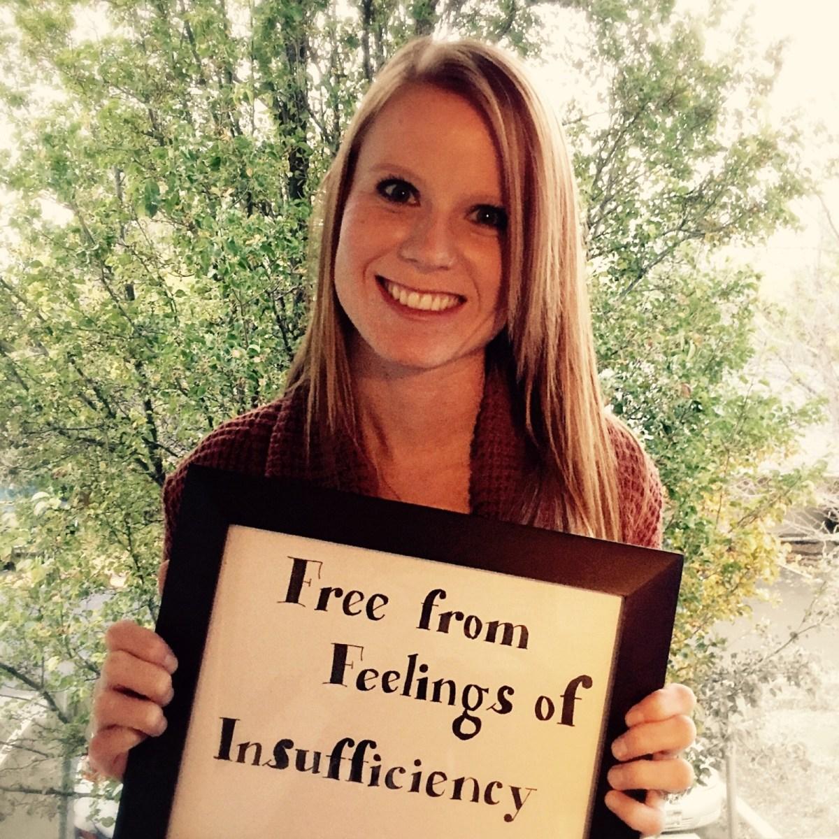 Kyra: Free from Feelings of Insufficiency | Libero
