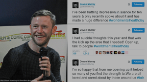 Harry Potter Actor Tweets About Depression | Libero Magazine