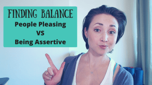 People Pleasing vs. Being Assertive | Libero