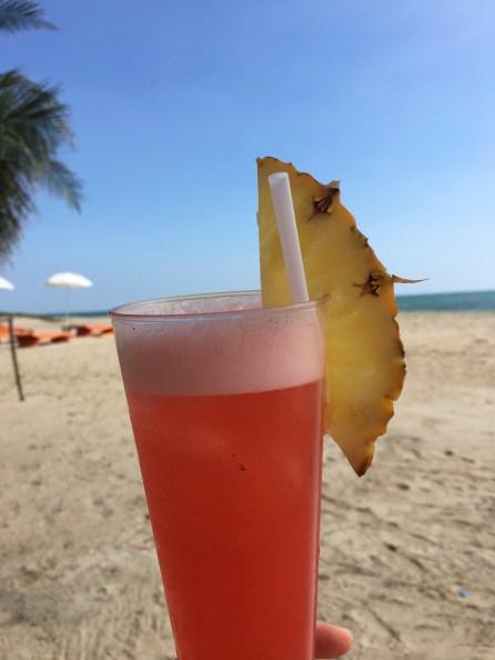 Mai Thai by the beach.