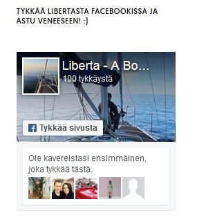Tykkää Libertasta Facebookissa