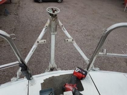 Installing the windvane - Liberta.fi