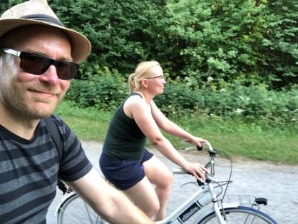 Pyöräilemässä Hiidenmaalla - Liberta.fi
