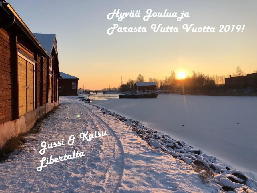 Hyvää Joulua - Liberta.fi