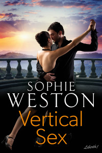 Cover design for Vertical Sex by Sophie Weston