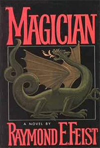 Magician First edition cover