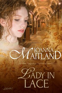 Lady in Lace, Regency Timeslip, by Joanna Maitland What's Coming, Events