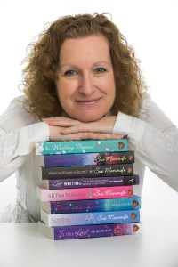 reader writer connection with Sue Moorcroft