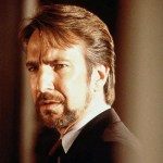 villains? Rickman as Gruber in Die Hard