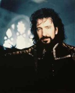 compelling villains? Rickman as Nottingham in Robin Hood, Prince of Thieves