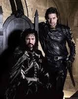 Tall dark and handsome heroes, Alan Rickman & Richard Armitage