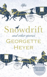 snowdrift anthology includes new Heyer stories