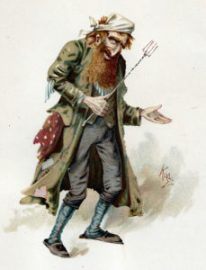 Fagin, by Kyd, coined by Dickens