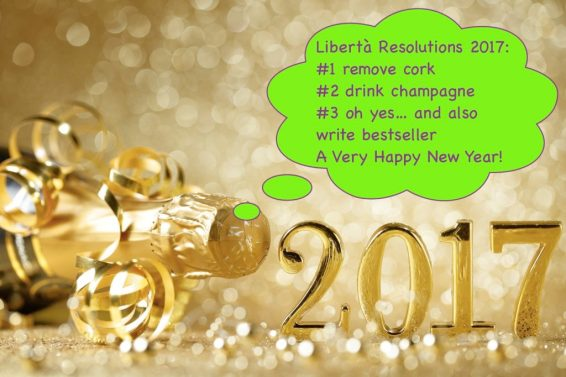 realistic resolutions from Libertà -- well, two out of three ain't bad