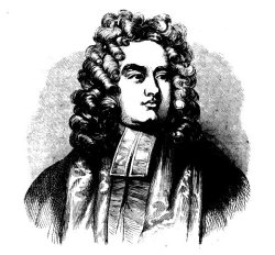 Jonathan Swift, author of Directions to Servants