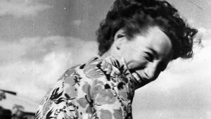 Pat Robins in WW2