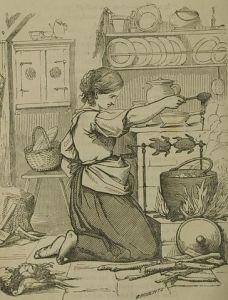 Disgruntled cook