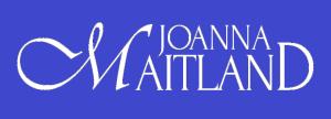 Joanna Maitland logo, Joanna bio