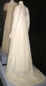 white muslin gowns Bath Costume Collection