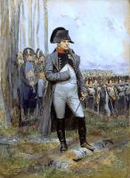 Napoleon on campaign in 1806