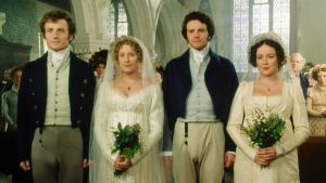 BBC Pride and Prejudice double wedding