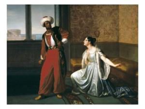 Magic Moment Otello and Desdemona Guarnieri