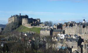 Reeling in Edinburgh