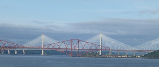Three Forth bridges of 19th 20th 21st centuries