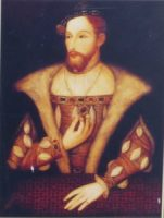 Portrait of James V of Scotland