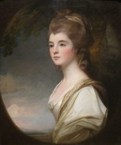Countess of Sutherland who raised the 93rd regiment