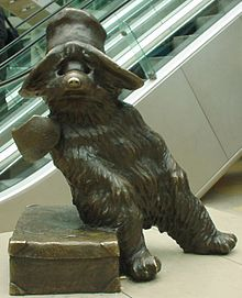Peru Paddington Bear