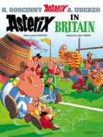 Day 3 cover Asterix in Britain