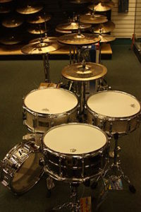 Day 12 drum kit