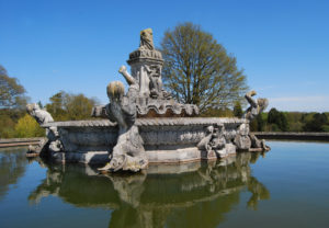 Day 10 Witley Court fountain