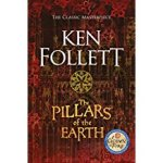 cover Pillars of the Earth by Follett
