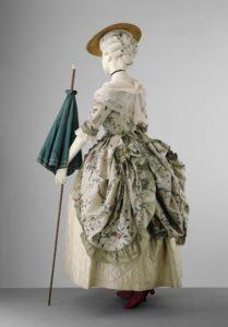 1780 polonaise © Victoria & Albert Museum