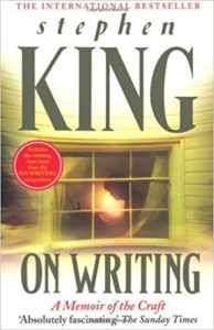 Stephen King On writing, kill your darlings