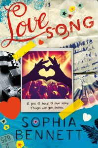 Where do stories come from Love Song
