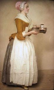 Chocolate Girl 1743-45