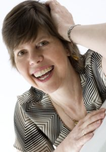 portrait of author Christina Hollis