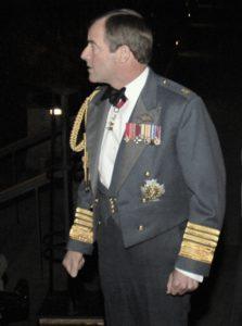 Royal Air Force Mess Dress (ACM Sir Glenn Torpy)