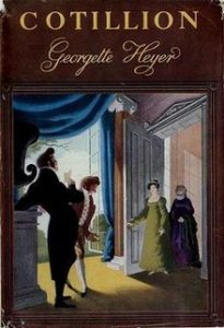 Georgette Heyer Cotillion